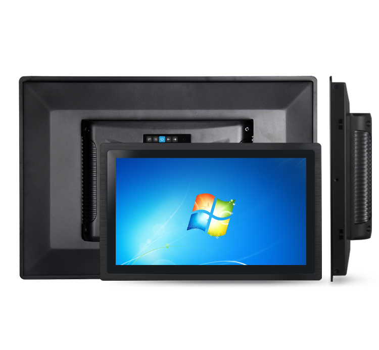 Metal Case Industrial Touch Screen Monitor 15.6