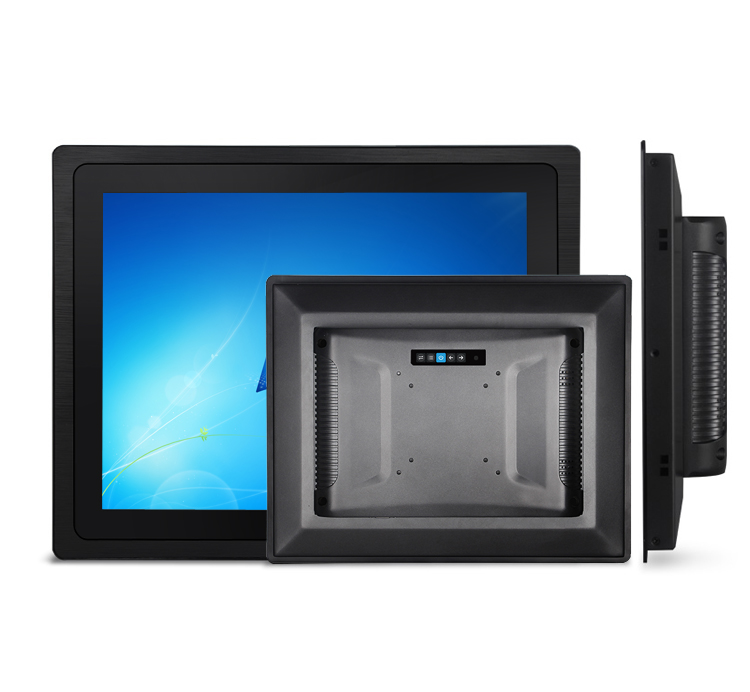 LCD Industrial Touch Screen Monitor Interactive Display 17