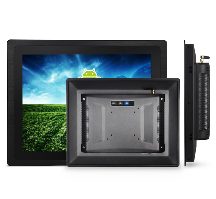 Android Industrial PC with touch screen optional 10.4 Inch