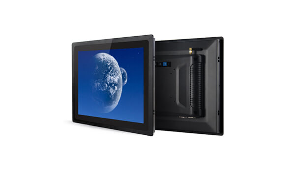 Industrial Touch Screen Panel PC with 10mm Front Panel
