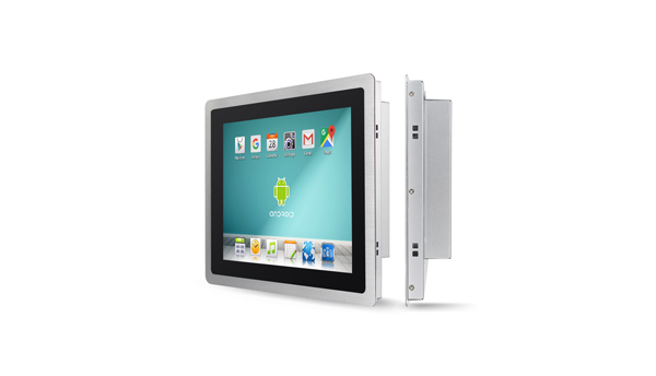 Industrial Android Panel PC with 10mm front panel