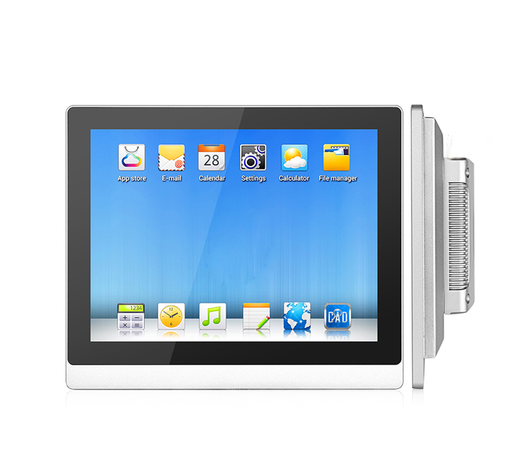 Industrial Capacitive Touch Screen Display Flat Panel 10.4