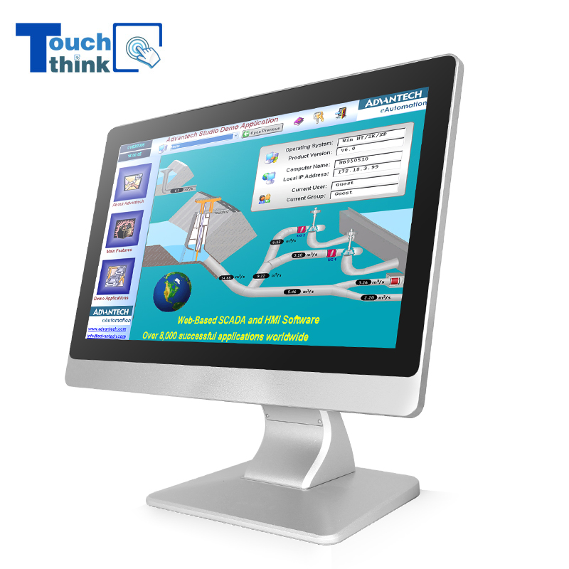 Interactive Flat Panel PC Industrial Grade Applications 19.1