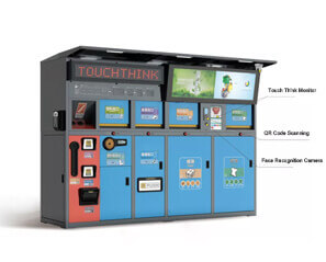 Industrial All-in-one Panel PCs Applied to Garbage Sorting