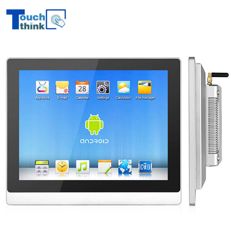 Android Touchscreen Tablet Panel PC For Industrial Control 12