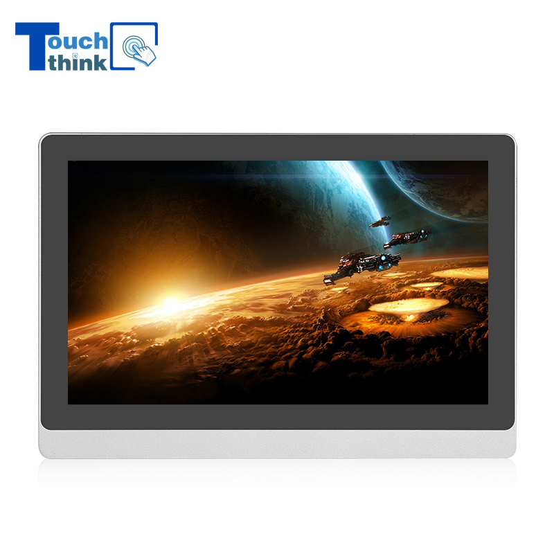 Fanless Medical Grade Touch Panel PC Computer 15.6