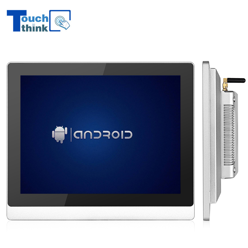 Embedded Touch Panel PC Fanless Android Industrial Tablet PC 15
