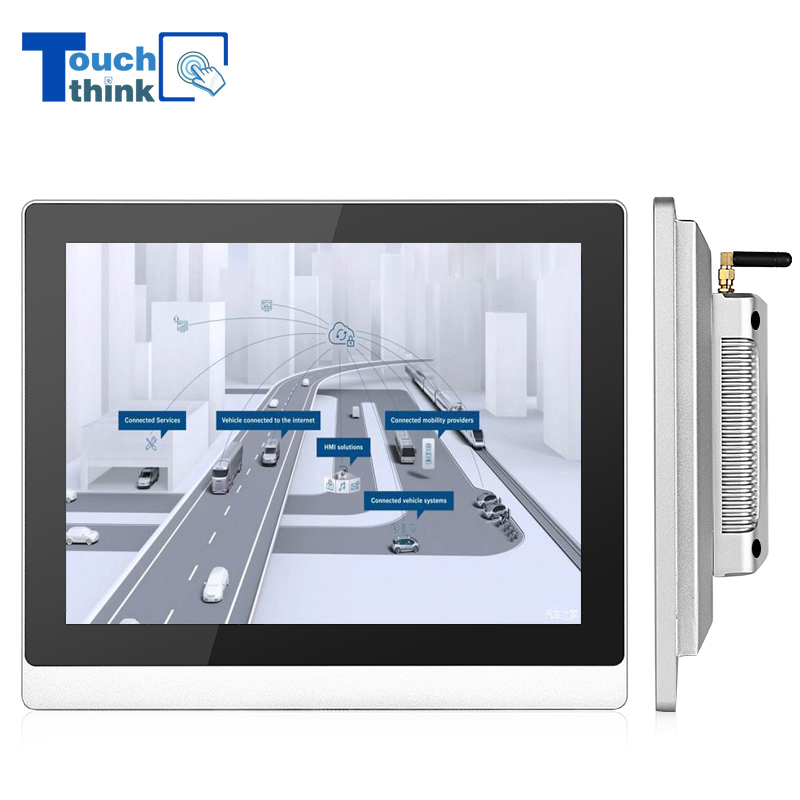 HMI Multi-touch Tablet PC Android All-in-one PC 19