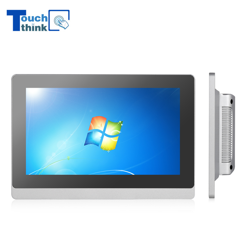 Touch Screen Computer Monitor Industrial Display Flat Panel 15.6