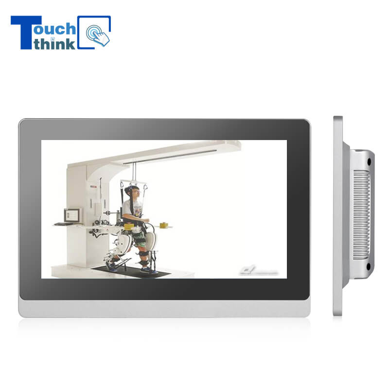 Industrial LCD Display Monitor Dustproof 17.3