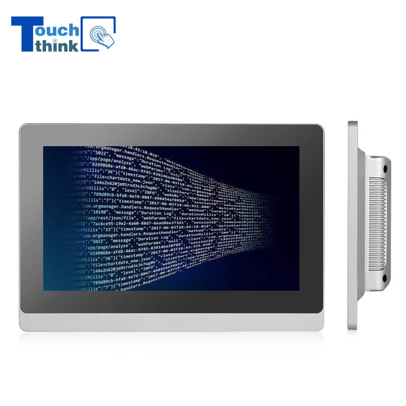 Industrial Monitors With Touch Screens For Workstations 19.1