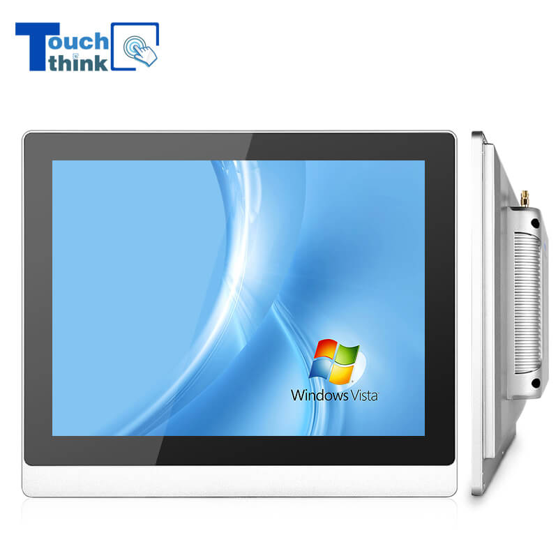 Industrial Fanless Embedded Computer J1900 Industrial Panel PC 19