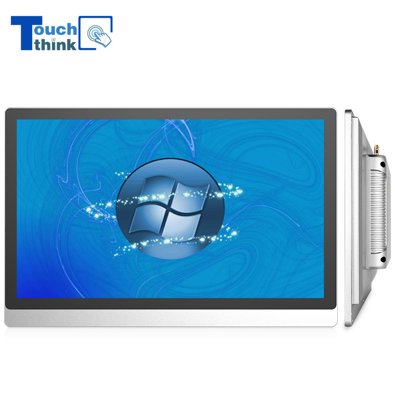 Industrial Panel Mount PC Touch Screen HMI Computer 21.5