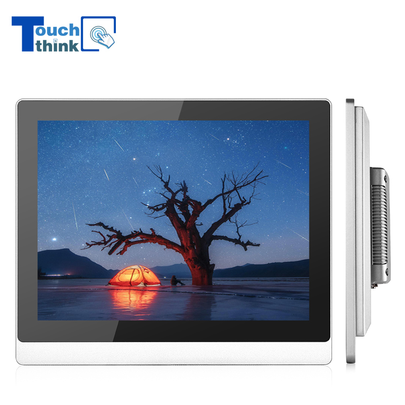 15 Inch High brightness Industrial Field Monitors