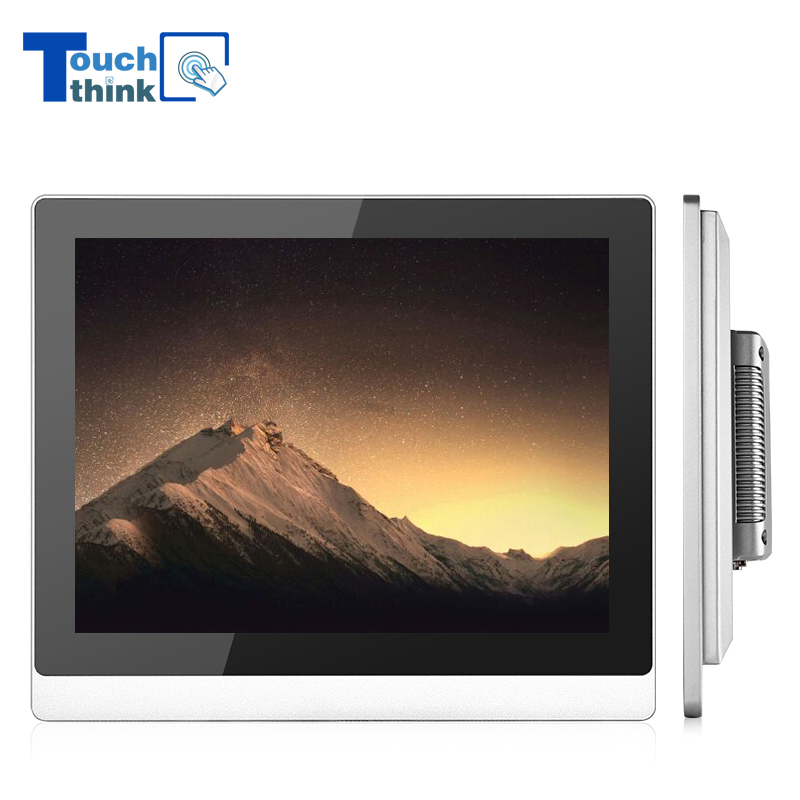 IP65 Industrial Touch Screen LCD Monitor Display 19