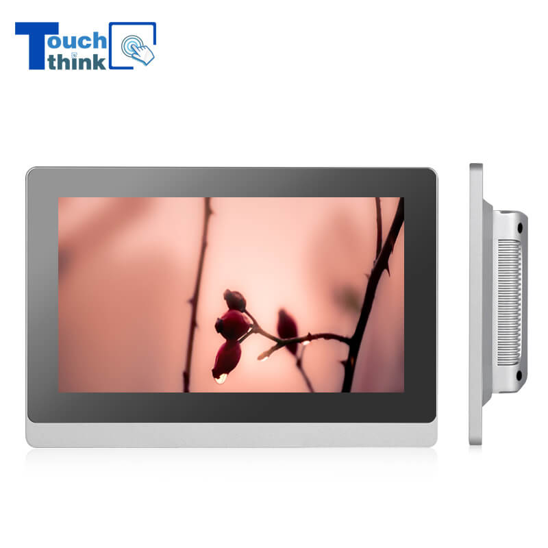 Industrial Display Used For Power Distribution Box 15.6