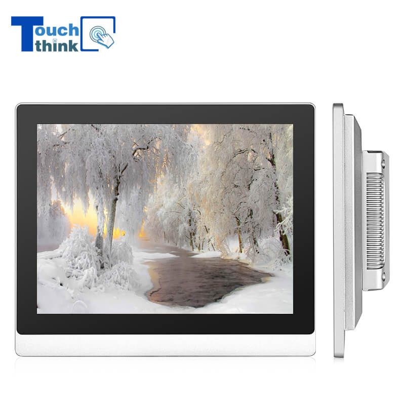 Embedded PCs Touchscreen IP65 High Brightness 12