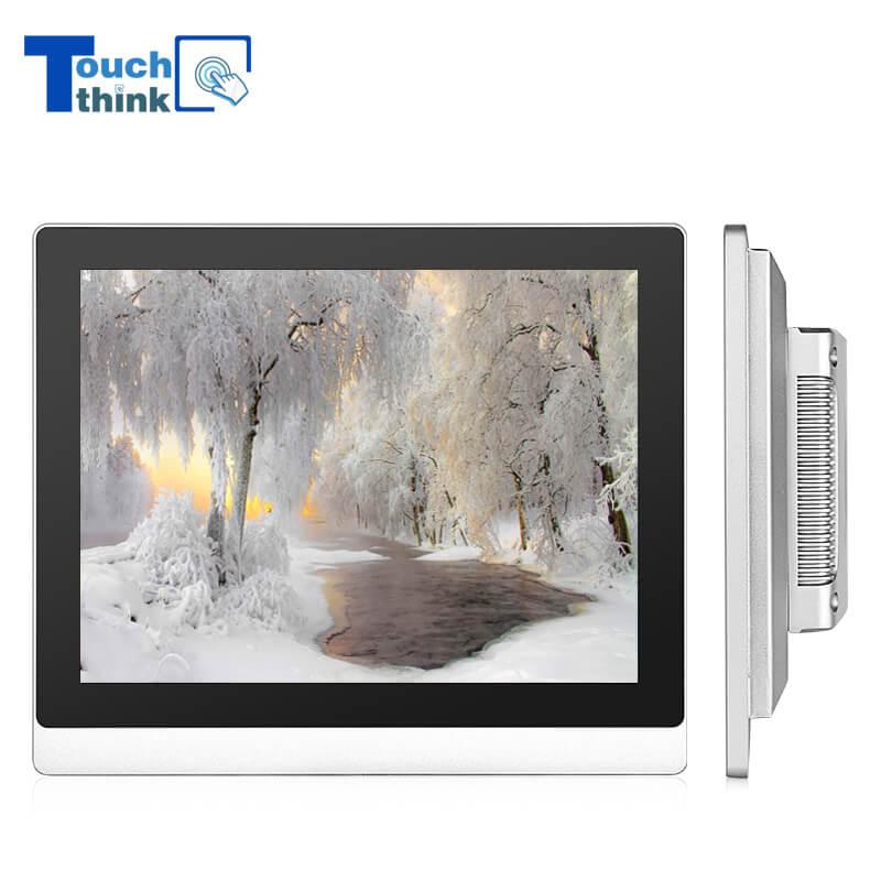Embedded PCs Touchscreen IP65 High Brightness 12