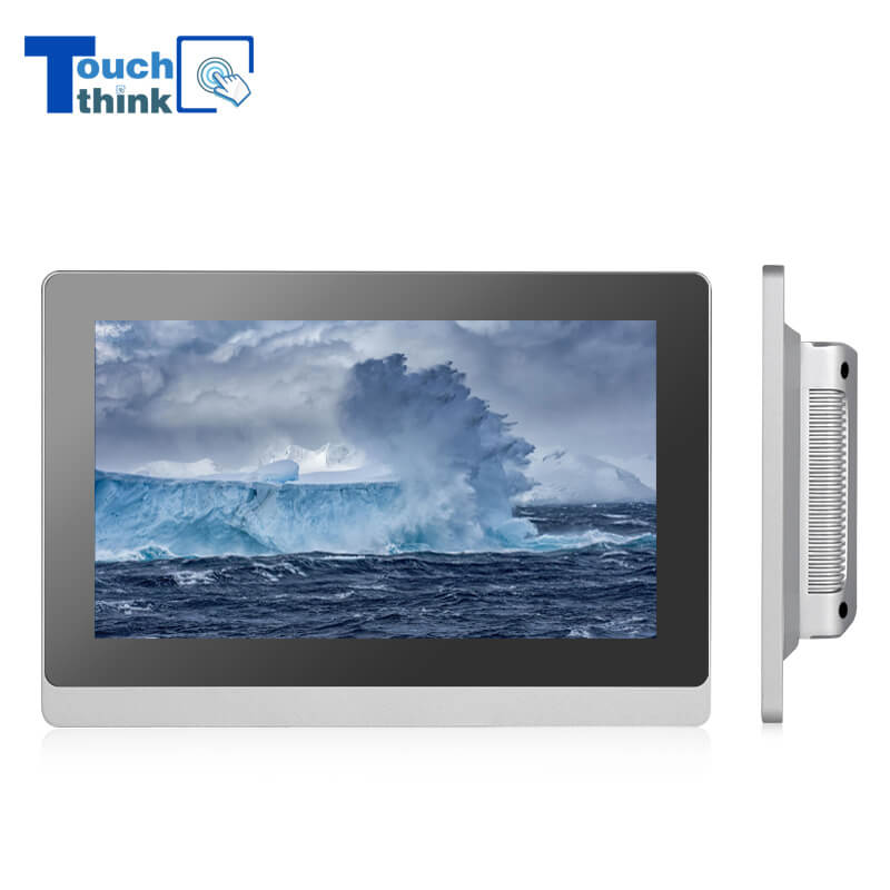 Industrial Monitors with Resistive Capacitive Touchscreen 19.1 inch