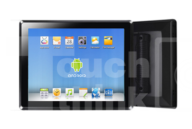 Industrial Tablet PC Used in Industrial Automation
