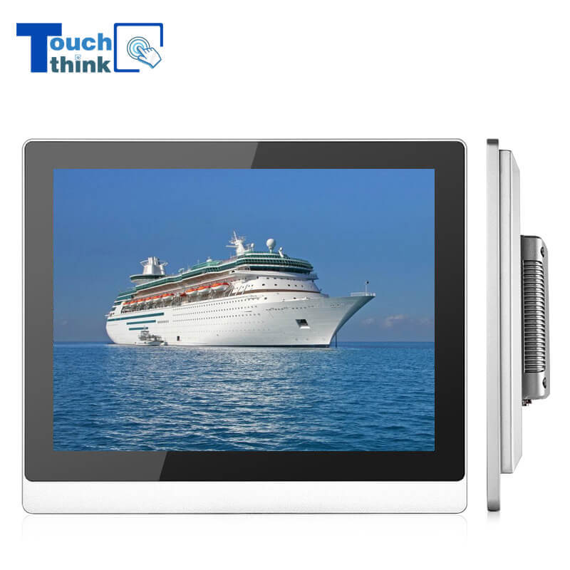 IP65 Sunlight Readable Marine Display 15