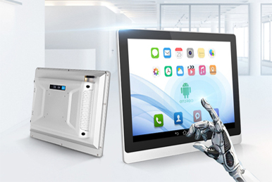 Industrial Android Tablet PC Application