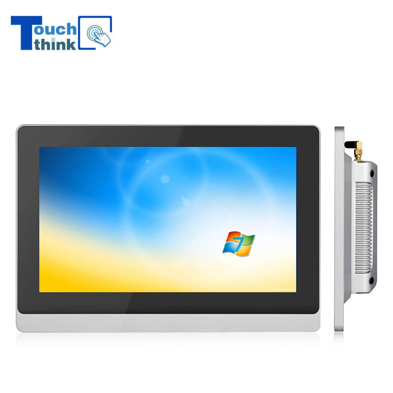 Customized Industrial Computer IP65 Waterproof All In One PC 17.3