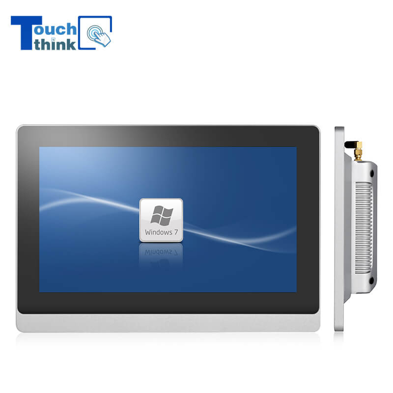 Industrial Touch Screen Panel PC Capacitive Or Resistive Touch Screen