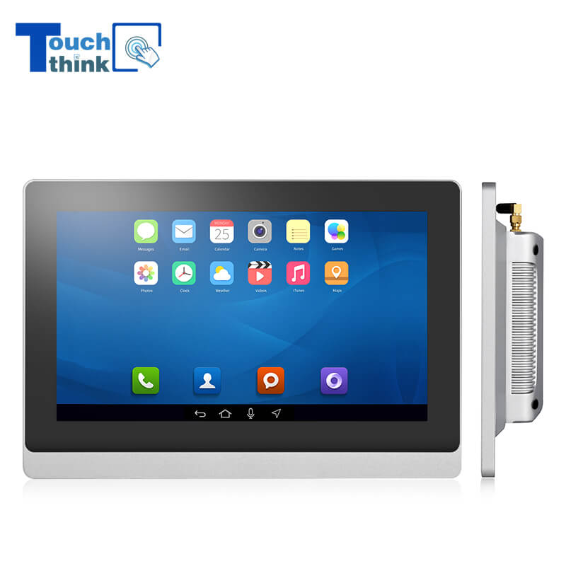 Industrial Tablet PC with Android OS CE RoHS Approved 10.1