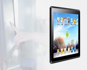 Industrial All-in-one Touch PC Applied In MES System