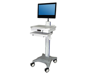 Touch Think Industrial All In One PC Used In Medical Carts