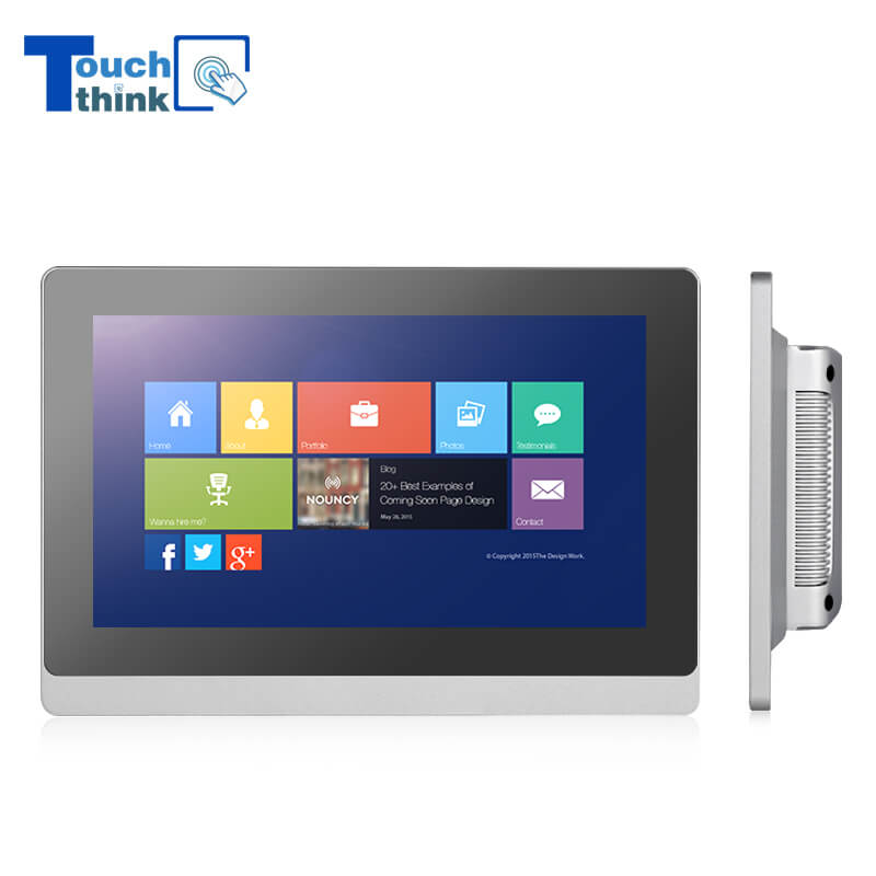 HD LCD Screen Industrial Monitor Factory Price 10.1 inch