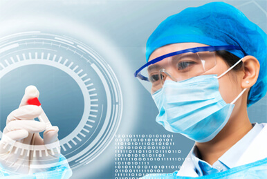 Industrial Touch All In One PC Used In Intelligent Medical Industry