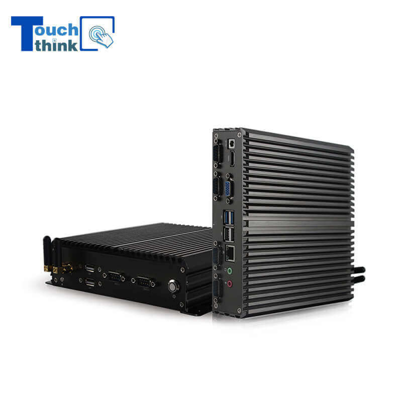 Industrial Mini PC Fanless Box PC