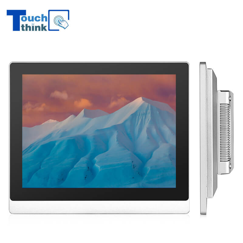 8 Inch Industrial Touch PC Monitor China Wholesale
