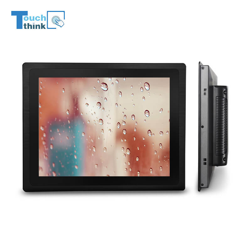 OEM Embedded Industrial LCD Display Touch Screen Monitor 8 Inch