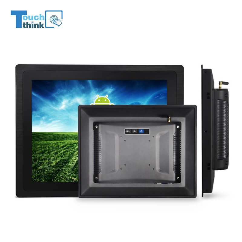 Industrial Grade Android Tablet PC 19 Inch Quad-core 1.5GHZ