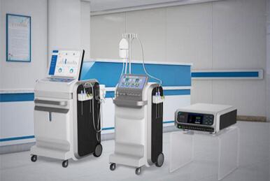 Smart Healthcare Display Equipment Solution
