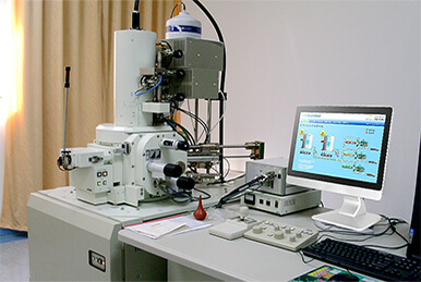 Industrial Monitor Applies To The Scanning Electron Microscope