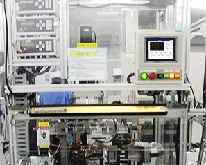 Automatic Welding Machine Based On Touch Think 2nd-GEN Industrial Panel PC