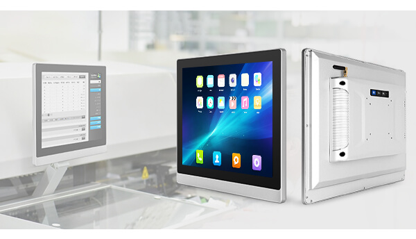 10mm Front Bezel Industrial Android Tablet PC