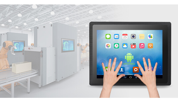 Capacitive Touch Tablet PC