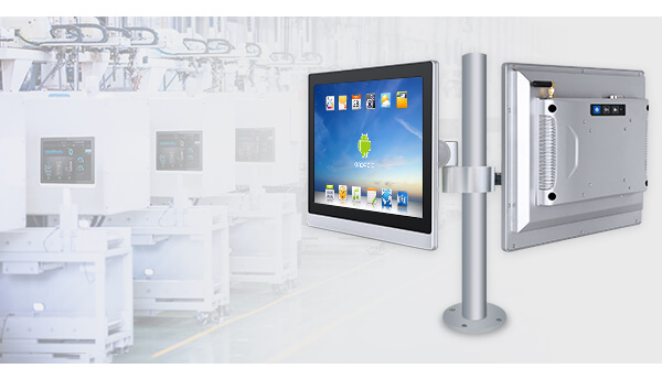VESA Mount Tablet PC