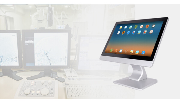 Desktop Industrial All in One PC