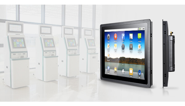 Touch Panel PC For Self-service Kiosk