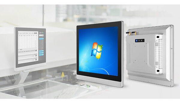 Industrial Touch Screen Panel PC with 10mm Front Bezel