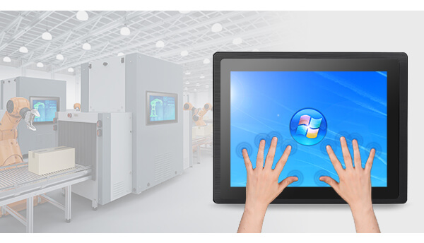 Multi-point Capacitive Touch Screen Panel PC