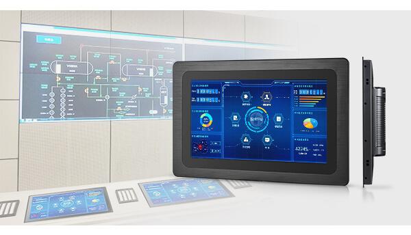 Transportation LCD Monitor