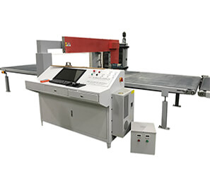 Digital Control Panel of Sponge Cutter Machine