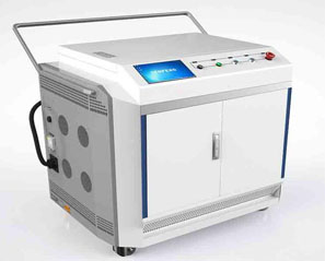 Industrial Touch Panel PC Provides Precise Control For Laser Cleaning Equipment